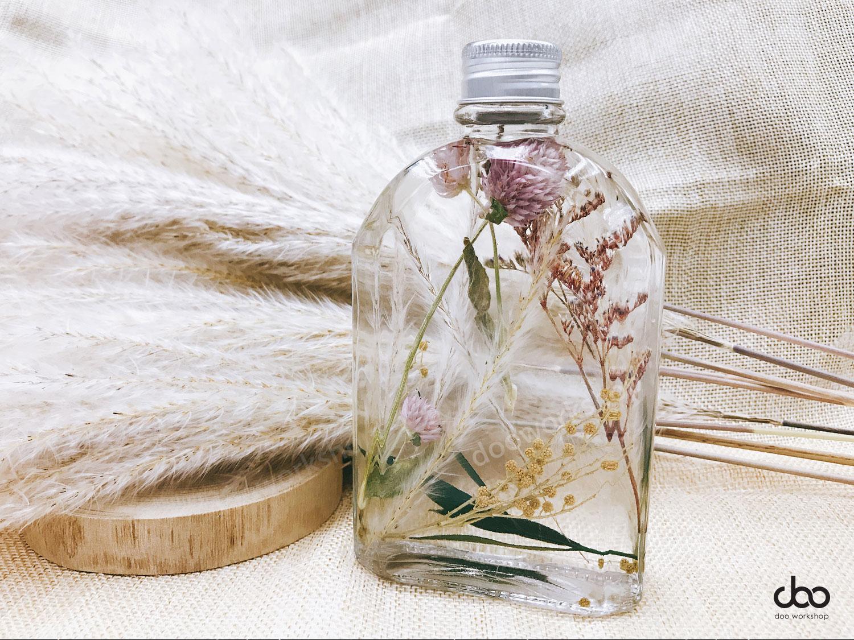浮游花Herbarium工作坊