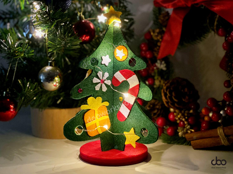 聖誕樹DIY工作坊